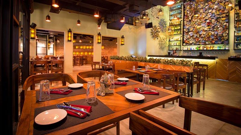 Restoran Spice Mantraa Kuta - Restoran India Di Bali