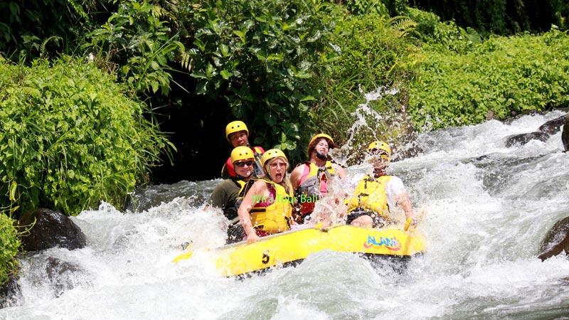 Sungai Telaga Waja Karangasem