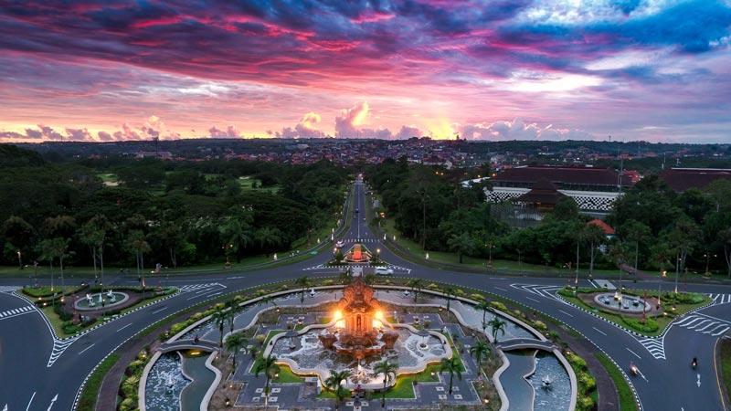 Informasi Umum Tempat Wisata Nusa Dua