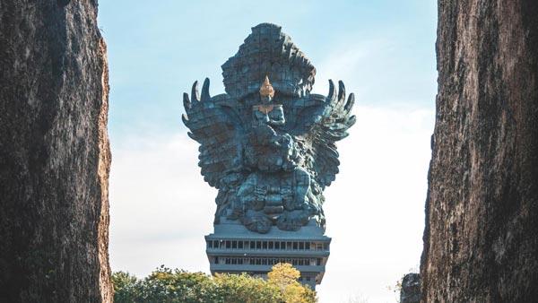 Garuda Wisnu Kencana - 20 tempat wisata untuk dikunjungi Bali