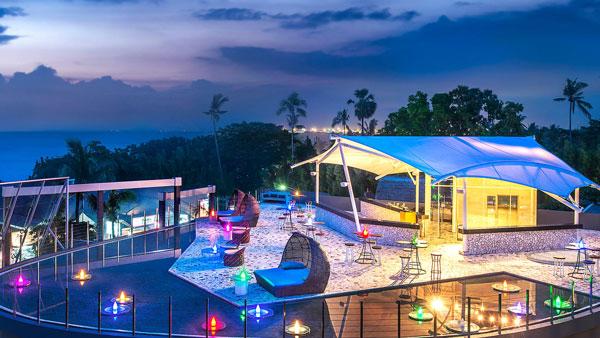 Smoqee Lounge and Sky Bar - Hiburan Malam Jimbaran Bali