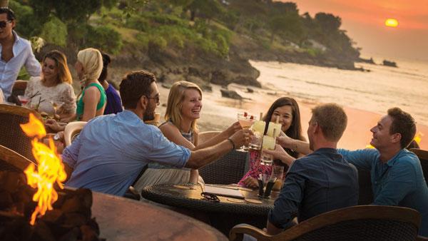 Sundara Beach Club - Hiburan Malam Jimbaran Bali