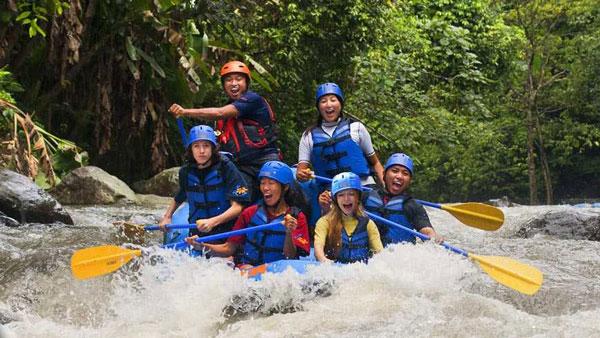 Harga Promo Covid-19 Sobek Ayung Rafting Ubud Bali