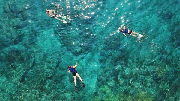 Crystal Bay Nusa Penida Snorkeling